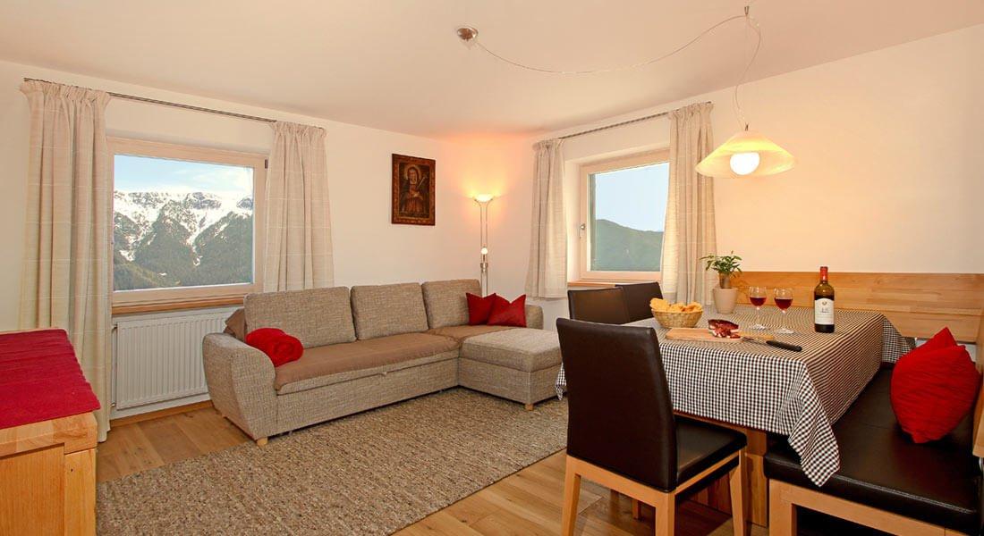 Ferienwohnungen im Villnösstal/Südtirol 2