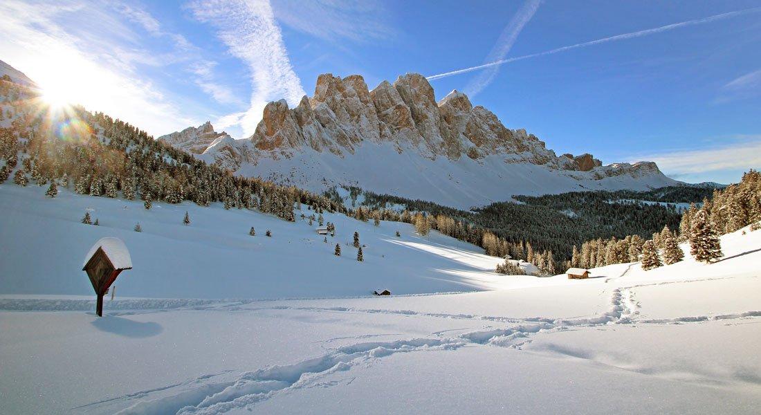 Winterurlaub Villnösstal 2
