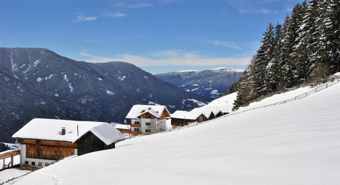 Winterurlaub Villnösstal 3